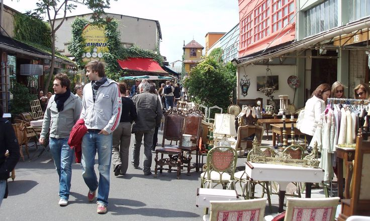 From Vuitton to Victoriana: Paris's Biggest Flea Market