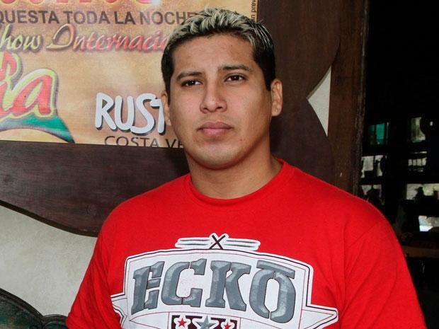 Luisito Caycho asegura que no golpeó a Rubí Loo