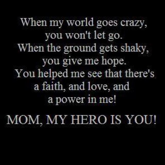 my hero my mother essay