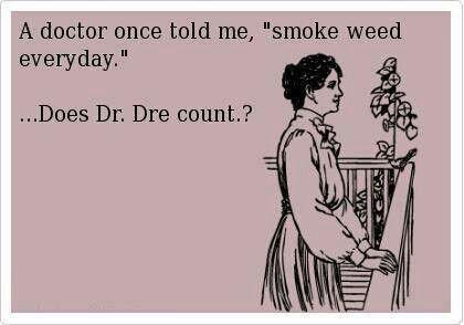 Koz the doctor said so
