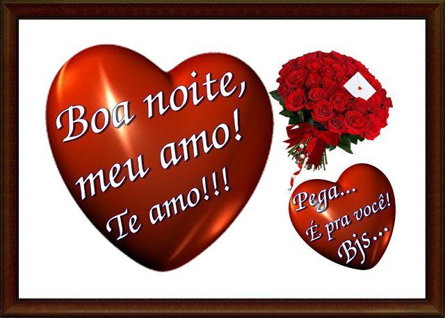 Cartoes Postais De Boa Noite Meu Amor Cartoes Postais