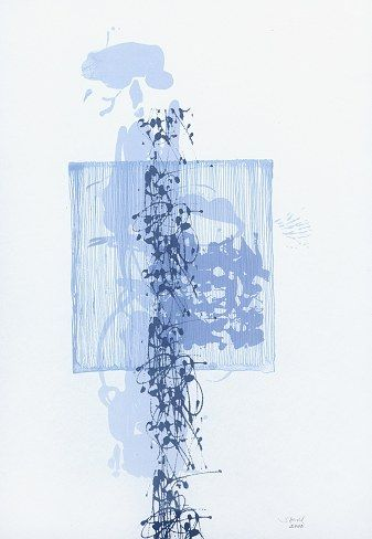 Berliner Sammlung Kalligraphie: Ingeborg Herold