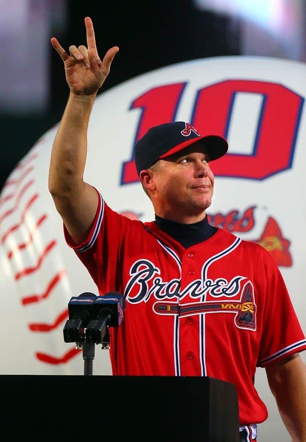 Chipper tribute ceremony
