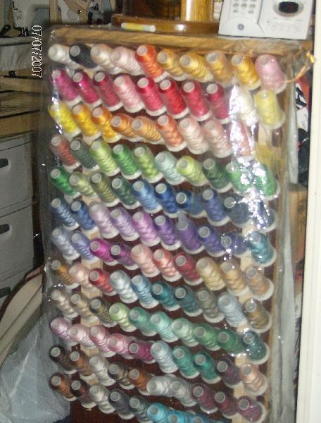 Thread Storage Thread Storage Sewing Studio Sewing Rooms