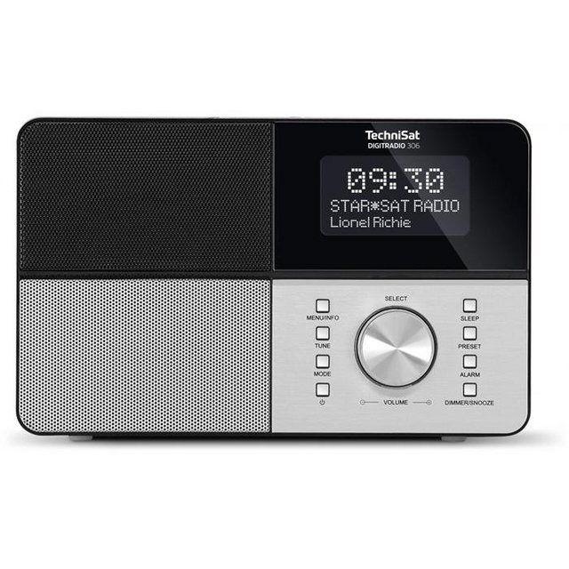 Digitalradio Fur Dab Dab Ukw Empfang Wecker Uhr Digitradio 306 Digitales Radio Wecker Und Empfang