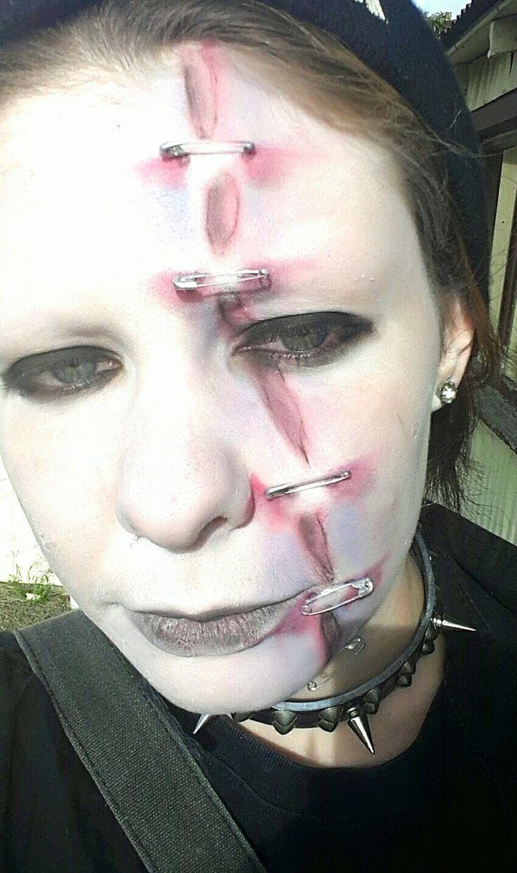 MakeUp: Pins