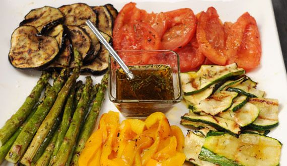 Comida Picnic, Chile, Asparagus, Zucchini, Grilling, Bbq, Dinner, Vegetables, Cooking
