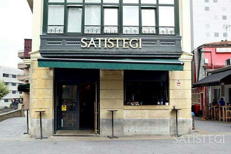 Restaurante Satistegi (09/2017) vía @satistegi (Instagram)