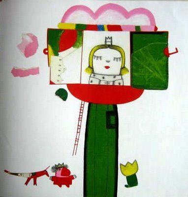 Kveta Pacovská. love her work.