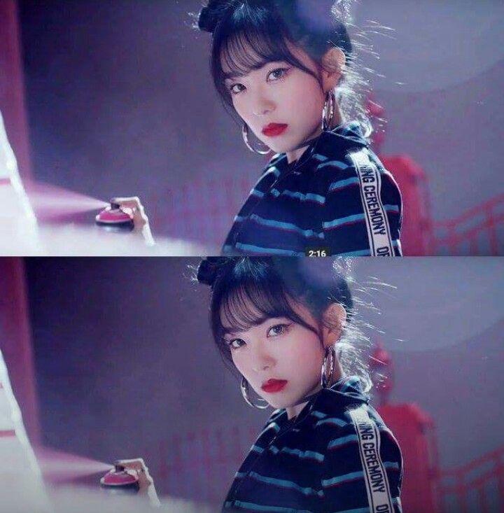 Irene The Perfect Red Velvet Bad Boy