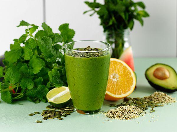 Grön kickstart | Recept.nu