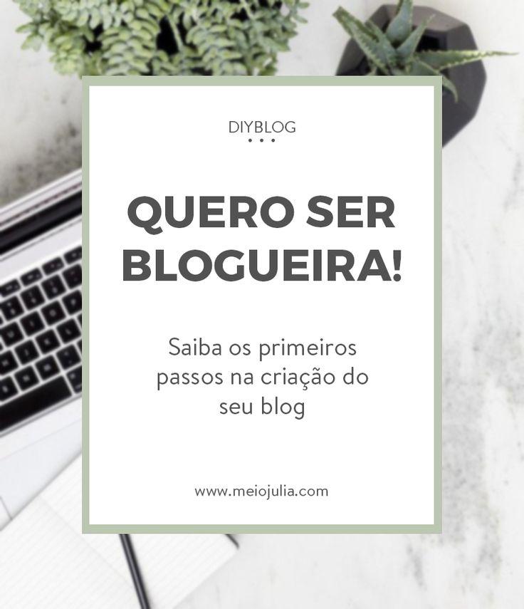 Todas as dicas para blog que você precisa para começar o seu agora. Aprender a como iniciar seu blog com todos os passos a passos aqui <3