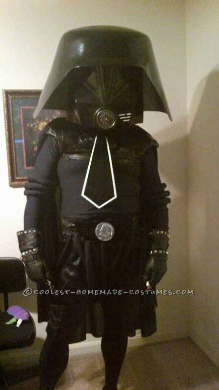Dark Helmet Costume: The Man, The Myth… The Headache! ... This website is the Pinterest of costumes