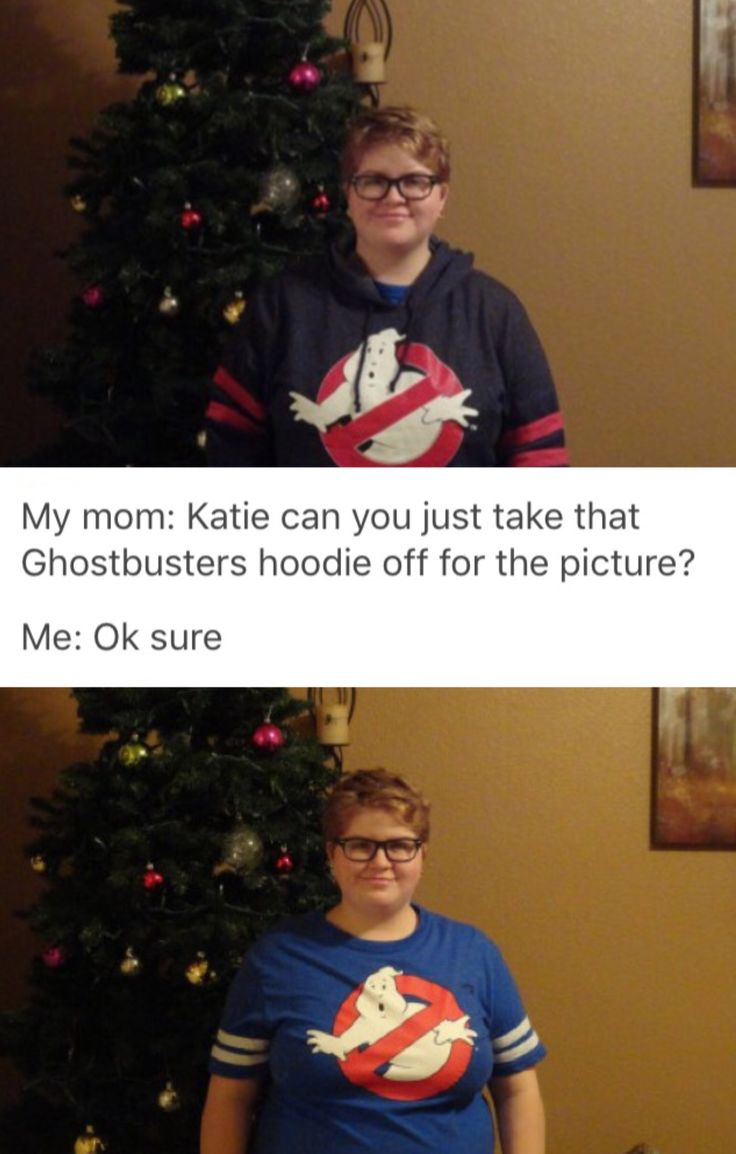 Haha I love this, laughed so hard. This is so me! Loving Ghostbusters 2016