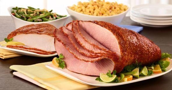 Spiral Sliced Honey Ham