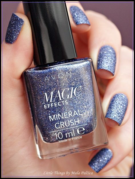 Little things that make me happy: AVON Magic Effects - Mineral Crush