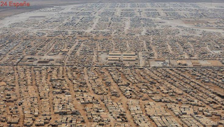 Jordania concederá desde hoy nuevos permisos de trabajo para refugiados sirios