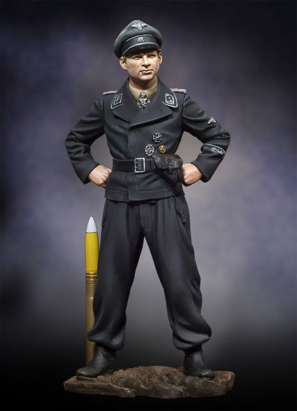 II Guerra mundial - Oficial alemão de artilharia (WWII - German artillary officer)