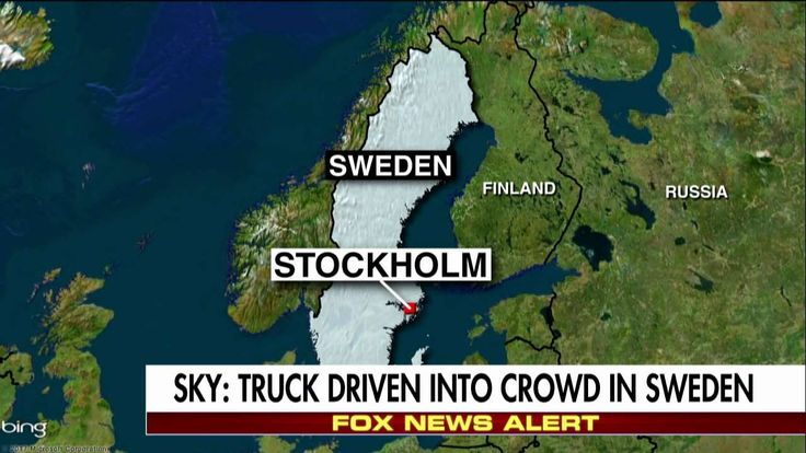 BREAKING: At least 3 people reported dead after truck crashes into crowded department store in Stockholm, according to Swedish media. Stay tuned to Fox News Channel for the latest. http://fxn.ws/2o5nqpa