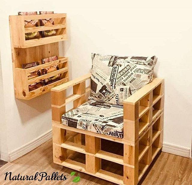Muebles De Palets Para Salon