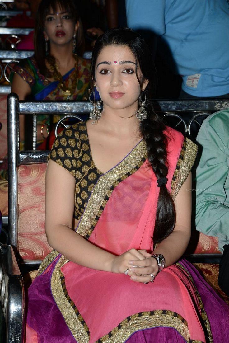 Telugu Movie Actress Charmi Kaur at Potugadu Movie Songs Launch (4) at Charmi Kaur at Potugadu Movie Audio Release  #CharmiKaur