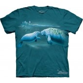 Camiseta - The Mountain - Year of the Manatee jlle1 @jlle1.com