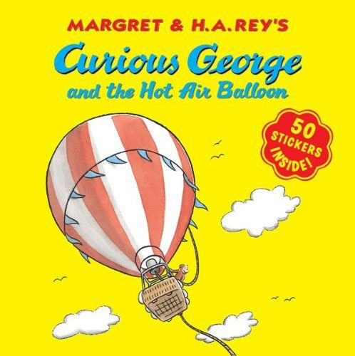 Curious George and the Hot Air Balloon by Margret Rey, H.A. Rey. More like this at www.thebookseekers.com/collections.html