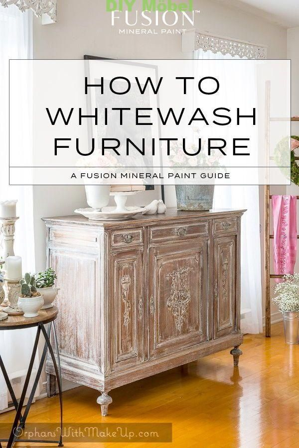 Whitewash How To Learn How To Whitewash Furniture The Correct Way