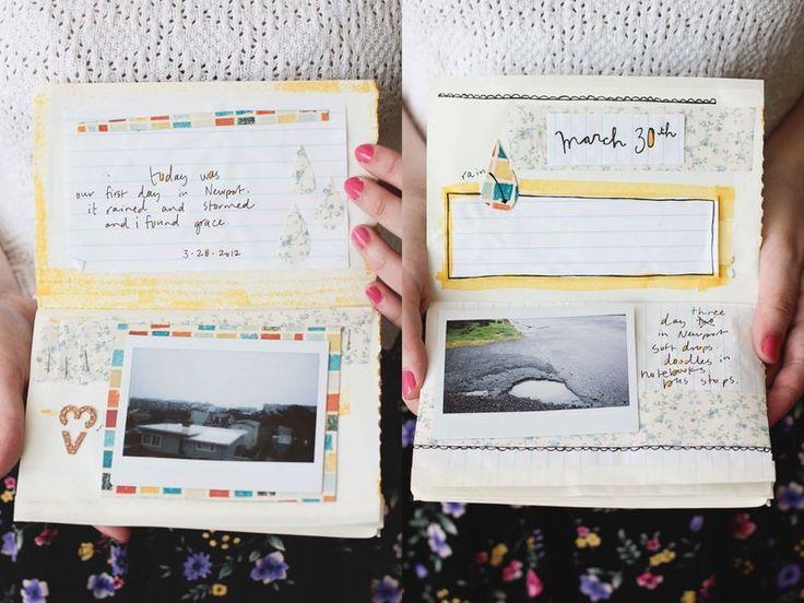 Rain Diary: Art Journal