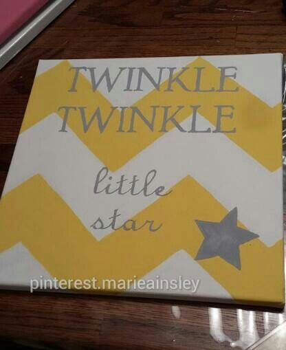 1000 Ideas About Twinkle Twinkle On Pinterest: 1000+ Images About Baby Room Ideas On Pinterest