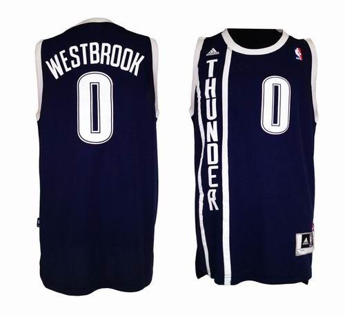 ... White Stitched NBA Adidas Revolution 30 Swingman Jersey Oklahoma City  Thunder 0 Russell Westbrook Swingman Alternate Jersey 19.5 ... 916596300