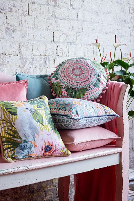 Primark home 2017 spring summer trend interiors decor Cuban Zen