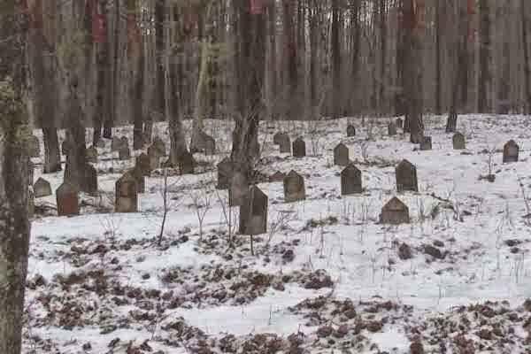 Cmentarz z I wojny światowej w Wymysłów Piaski