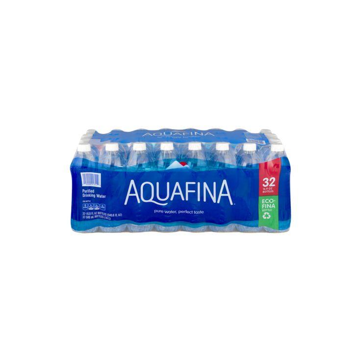 Aquafina Purified Water (32 bottles)