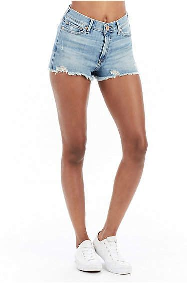 d624448204 True Religion COLETTE HIGH RISE WOMENS SHORT #shopping #love #fashion  #style afflink