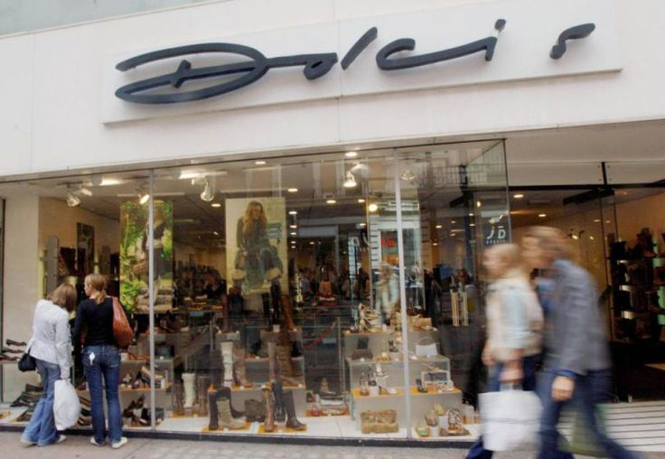 Dolcis - who didn't start the new school term with a pair of new kicks from here?