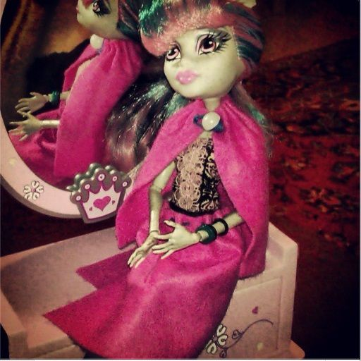 new outfit for Monster High Rochell ♥