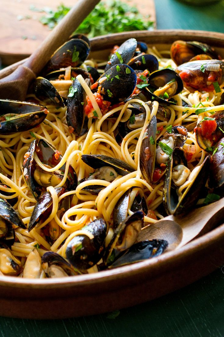 NYT Cooking: Semolina linguine is a traditional and wonderful pasta to use. But you can make the dish with whole-wheat or gluten-free pasta
