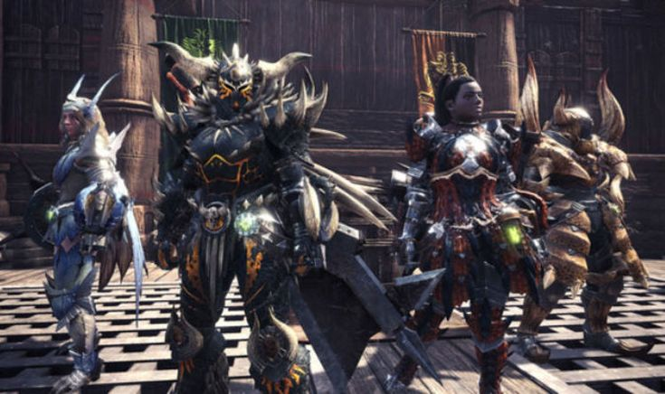 Release Date: When is Monster Hunter World out on PC?