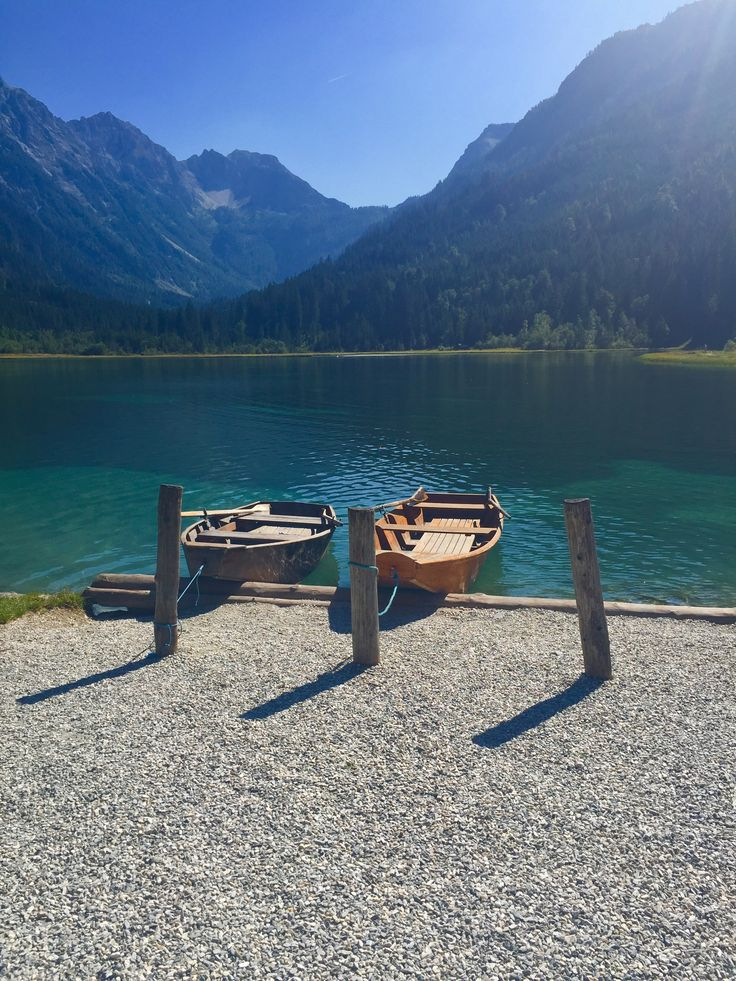 Jaegersee, Austria