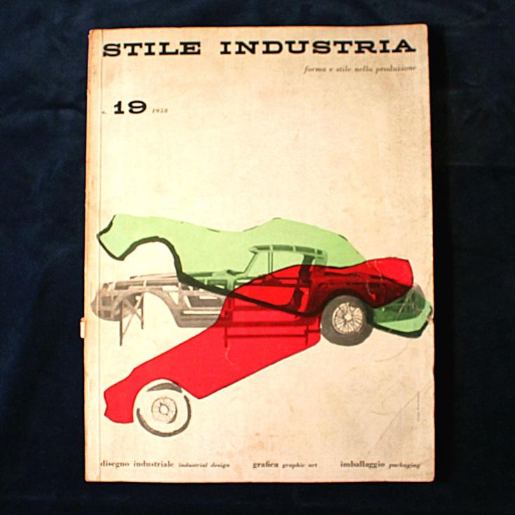 STILE INDUSTRIA- forme e stile nella produzione  n.19, 1998, Italia