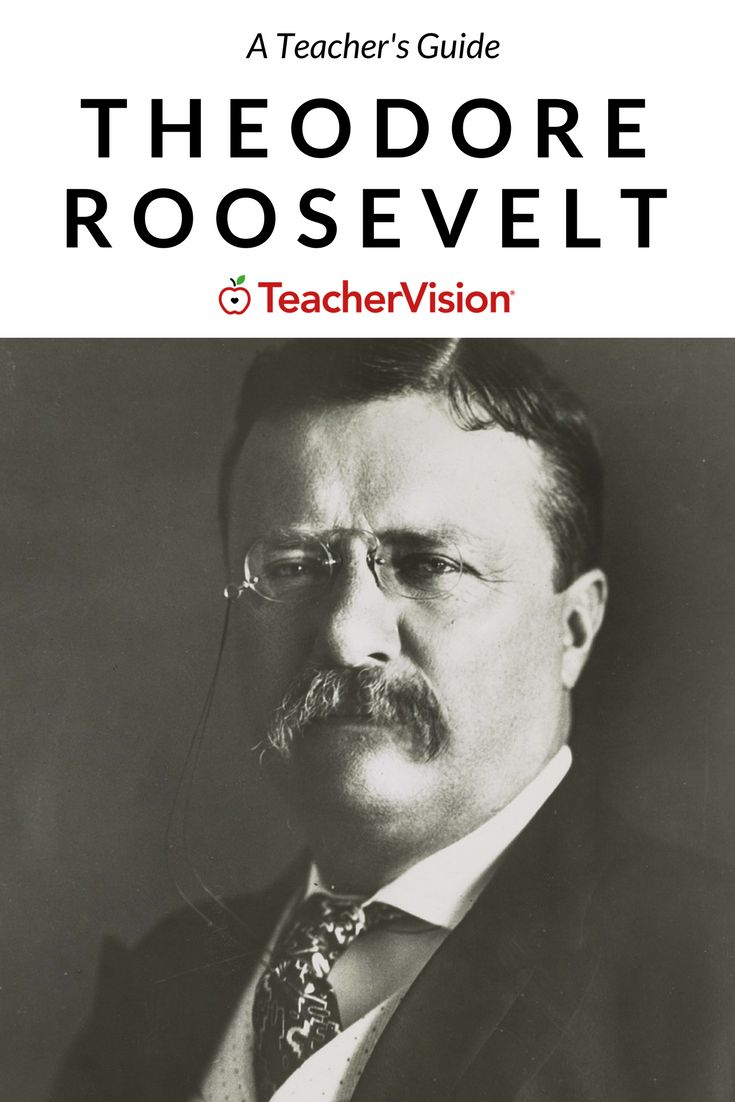 Examine the life of a Nobel Peace Prize recipient with the resources in this printable teacher's guide for Theodore Roosevelt, a biography of the 26th president of the United States. This guide includes six cross-curricular activities to increase students' knowledge of American history and politics while improving their social studies, language arts, geography, and computer skills. (Grades 5-9 - useful for Presidents' Day lesson planning.)