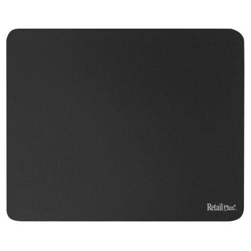 Retail Plus Golden Laser Mouse Pad (RP-MPAD-BLACK) - Black   - Online Only