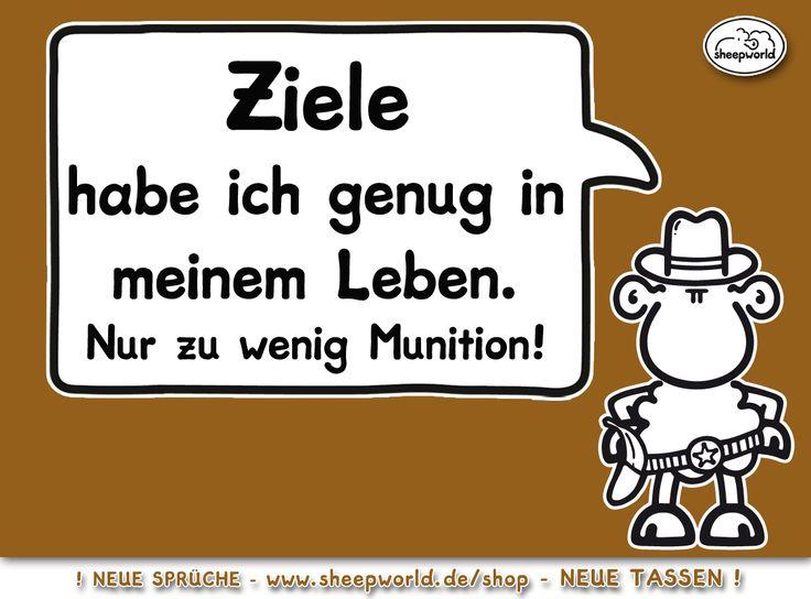 179 best sheepworld spr che images on pinterest funny for Was braucht man im leben