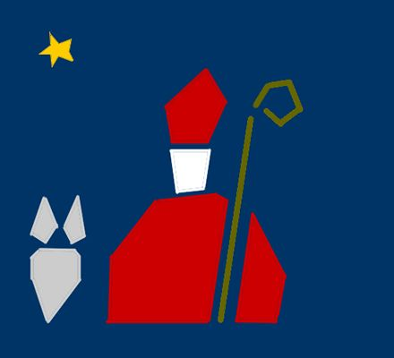 No l avent bricolage d co fabriquer une lanterne de saint nicolas christmas advent craft - Decoration de noel a fabriquer ...