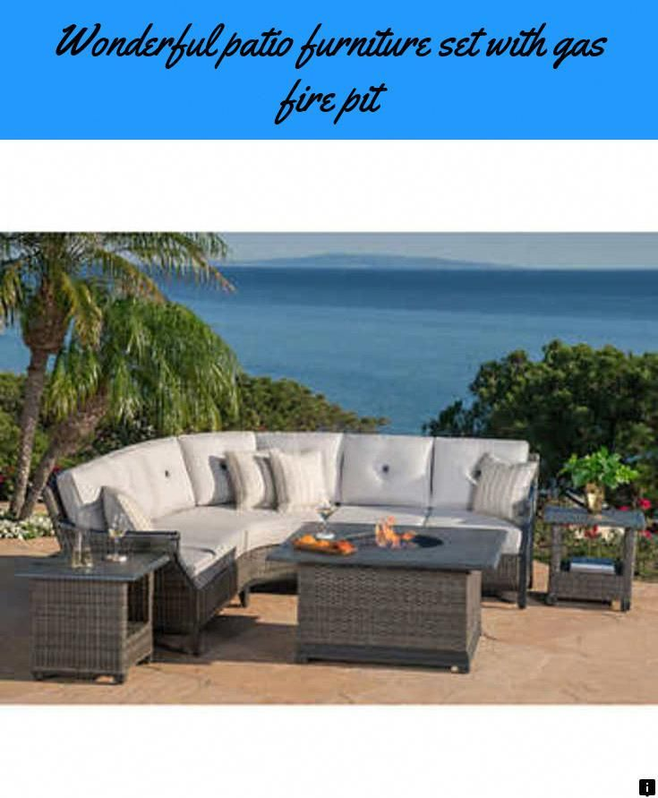 Learn More About Patio Furniture Set With Gas Fire Pit. Follow The Link