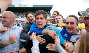 Leeds make formal approach for Bristol Rovers manager Darrell Clarke
