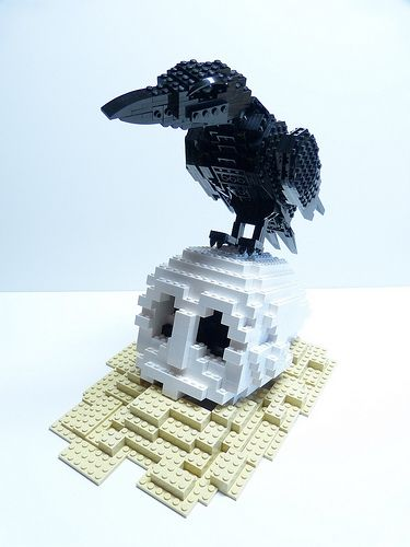 The Raven | Built this while on CTV Morning Live in Regina, … | Flickr