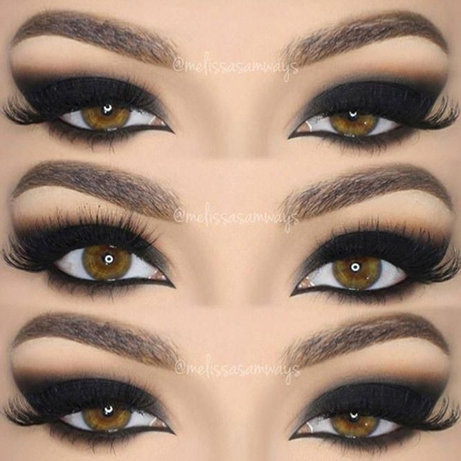 Cat eye makeup will never lose its popularity – many makeup artists would agre…