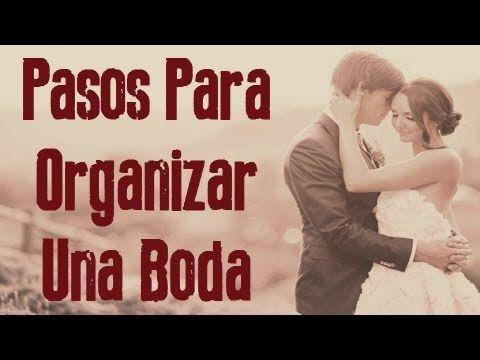 Como Organizar una Boda: Paso a Paso de las Tareas - Diario de una Novia How to organize a wedding - step by step